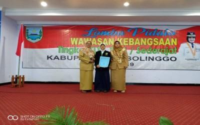 Ananda Yuniar Membuat Bangga MTsN 2 Probolinggo Dengan Raih Juara 3